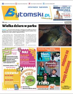 Informator Bytomski - nr 08/2019