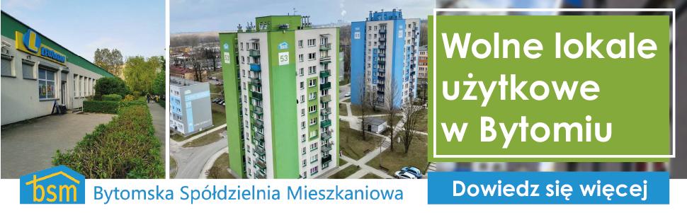 Bytomska Spółdzielnia Mieszkaniowa Przetargi aktualizacja 23cerwca