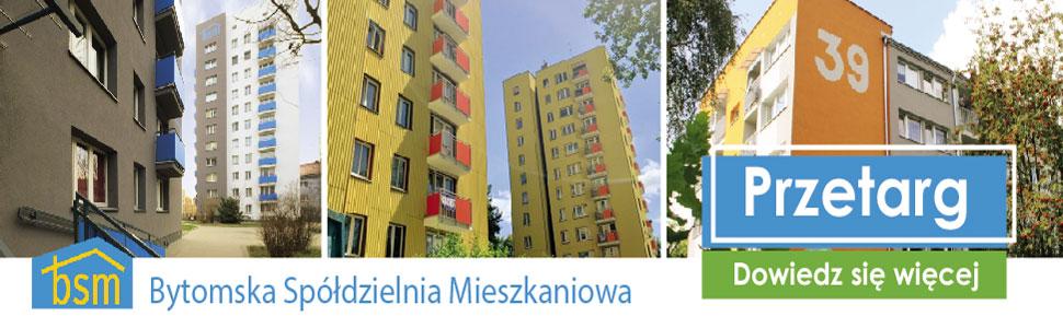 Bytomska Spółdzielnia Mieszkaniowa Przetargi