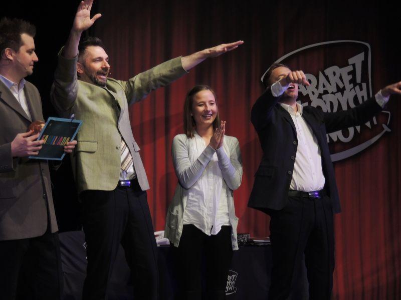 Paow News: Kabaret Młodych Panów W Bytomiu